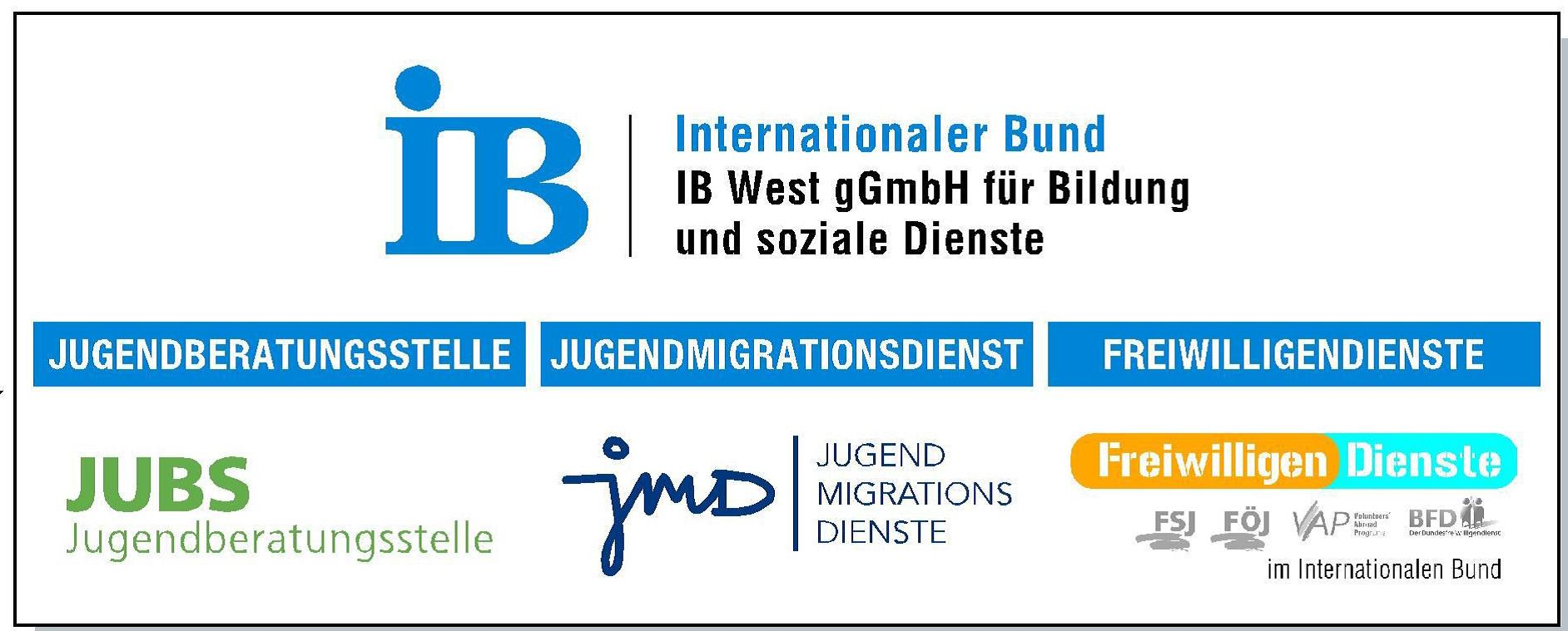 Internationaler Bund - Freiwilligendienste