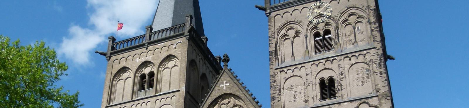 Kirchen, die Gruppen in meiner Nähe haben